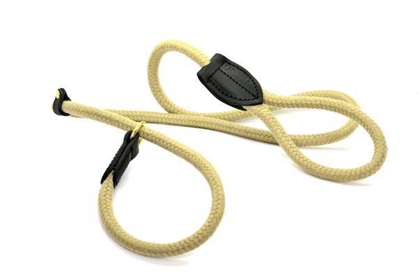 D&H Classic Cotton Rope Slip Lead