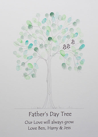 Bespoke Trees (Mothers Day / Fathers Day / Retirement / Memory Tree)