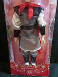 Li Shang Classic Doll Disney Store Authentic of Mulan