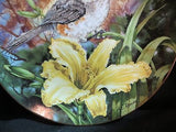 Songbirds of the South Tufted titmouse A E Ruffing Royal Windsor Bird LE Plate