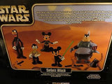 Sarlacc Attack Set Star Wars Weekends 2014 Disney Parks Authentic