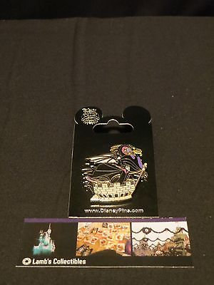 Disney Parks Pin Maleficent & Dragon on Castle Turret Sleeping Beauty