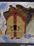 Disney Store Authentic SNOW WHITE princess doll wardrobe play set accessories