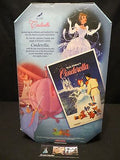 "Disney Cinderella Mattel Signature Collection 12"" doll 2013 New"