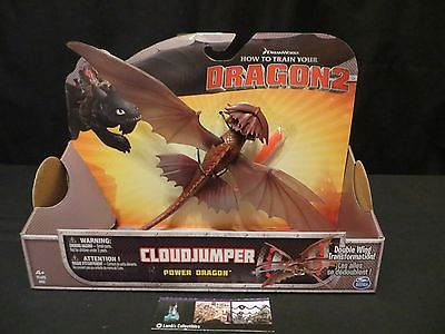 Cloudjumper How to Train your dragon 2 Defenders of Berk figure Dreamworks 2014