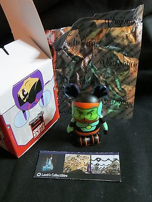 Disney Parks Authentic Vinylmation Big Hero 6 - Wasabi - no ginger