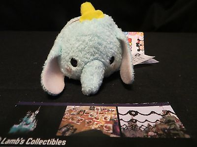 Disney Store Dumbo Tsum Tsum Plush USA Original