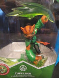 Skylanders Trap Team Tuff Luck Trapmaster Life Element Wave 3