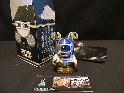 Muddy R2-D2 Dagobah Disney Parks Vinylmation Star Wars Series 4