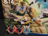 Lego Chima set #70012 Razar's CHI Raider 412 pieces