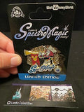 Disney Piece of Spectro Magic Parade History Trumpeter pin LE 2500