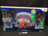 Skylanders Trap Team Dark Edition Starter Pack Wii version include Kaos Trap