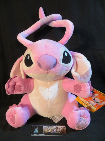 Disney Store Authentic Angel plush toy 9 inch of Lilo & Stitch