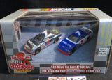 1989 - 1999 Nascar Racing Champions #7 one silver chrome other blue white