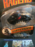 Darth Vader Star Wars Racers Disney Park die-cast metal body race car