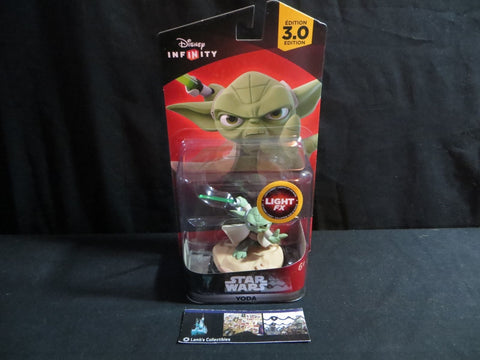 Disney Infinity 3.0 Star Wars Light Fx figure Yoda
