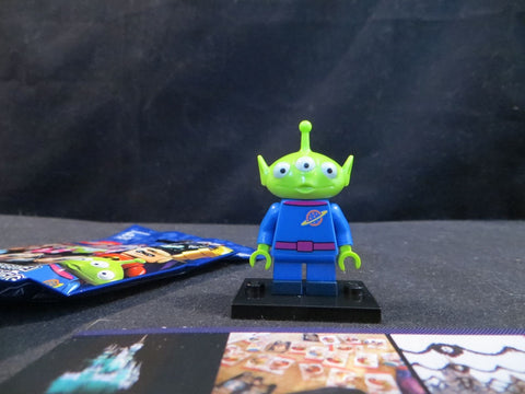 Disney Lego Minifigures loose figure Alien of Toy Story only