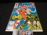 New Mutants #95 vol 1, 1st print Liefield Ultra Pro bag & with ComicCare board