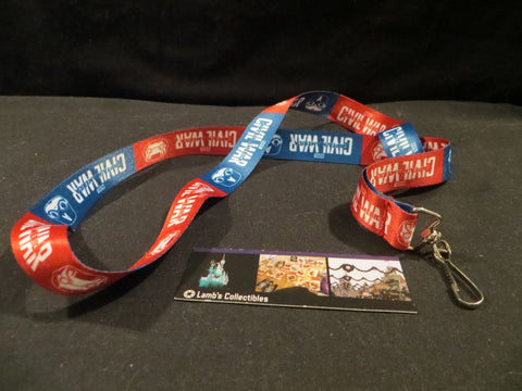 Civil war Lanyard Marvel Collector Corps