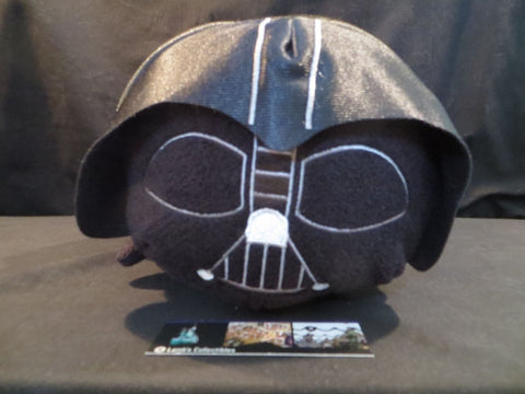 Darth Vader (tm) Medium Tsum Tsum Star Wars USA tag  Disney Store
