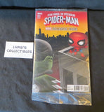 Marvel Collector Corps comic book Peter Parker: The Spectacular Spider-man #001