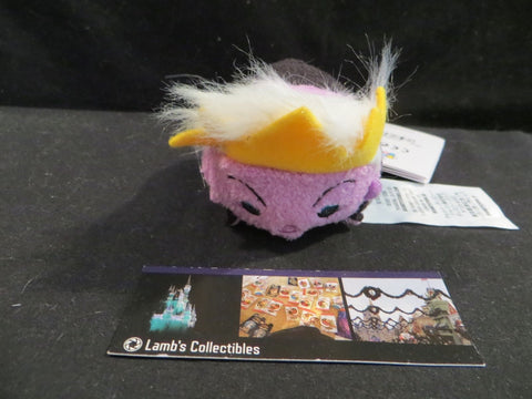 "Disney Store Ursula villains collection mini 3.5"" tsum tsum plush toy"