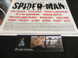 The Superior Foes of Spider-man #001 1st print Ultra Pro bag & ComicCare board
