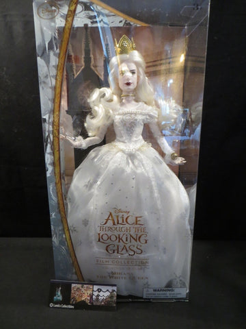Disney Store Authentic Alice Through the Looking Glass Mirana the White Queen