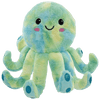 Octopus Furry Plush
