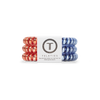 Stars and Stripes  Small Hair Ties by Teleties