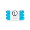 Cool Blue Large Hair Ties by Teleties