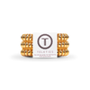 Champagne Gold Small Hair Ties by Teleties