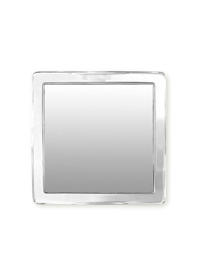 Clear Lucite Square Cell Phone Mirror