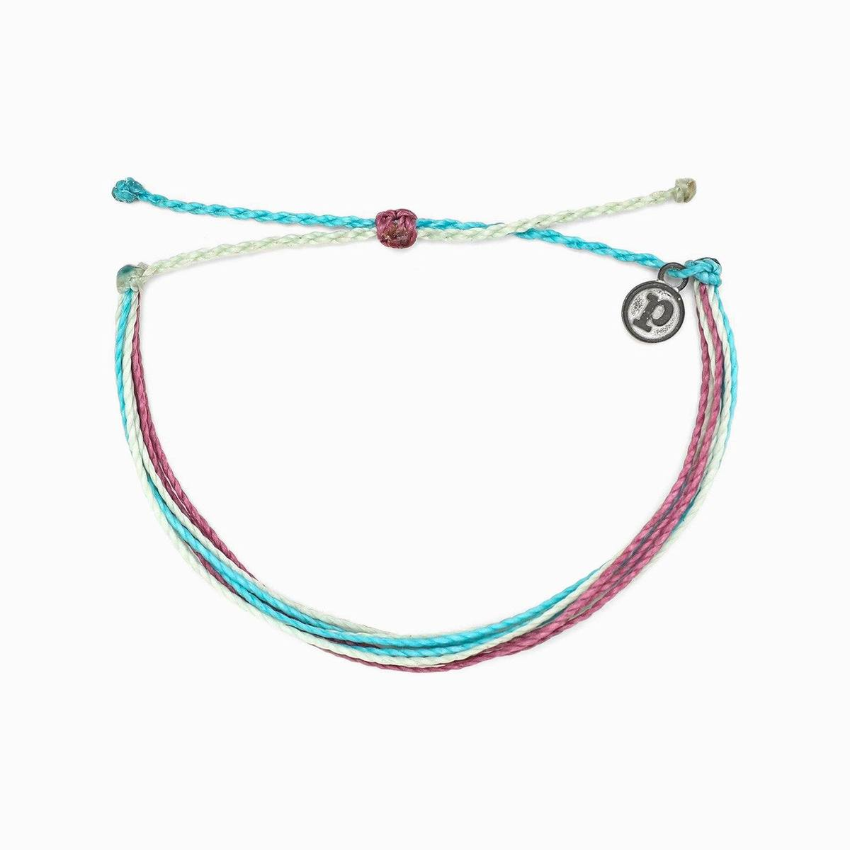 Good Vibes Originals Anklet by Pura Vida
