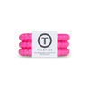 Hot Pink  Small Hair Ties by Teleties