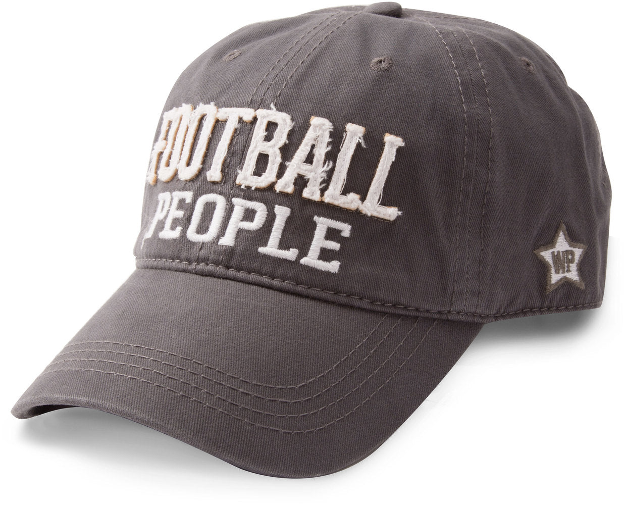 Football People Dark Grey Cap