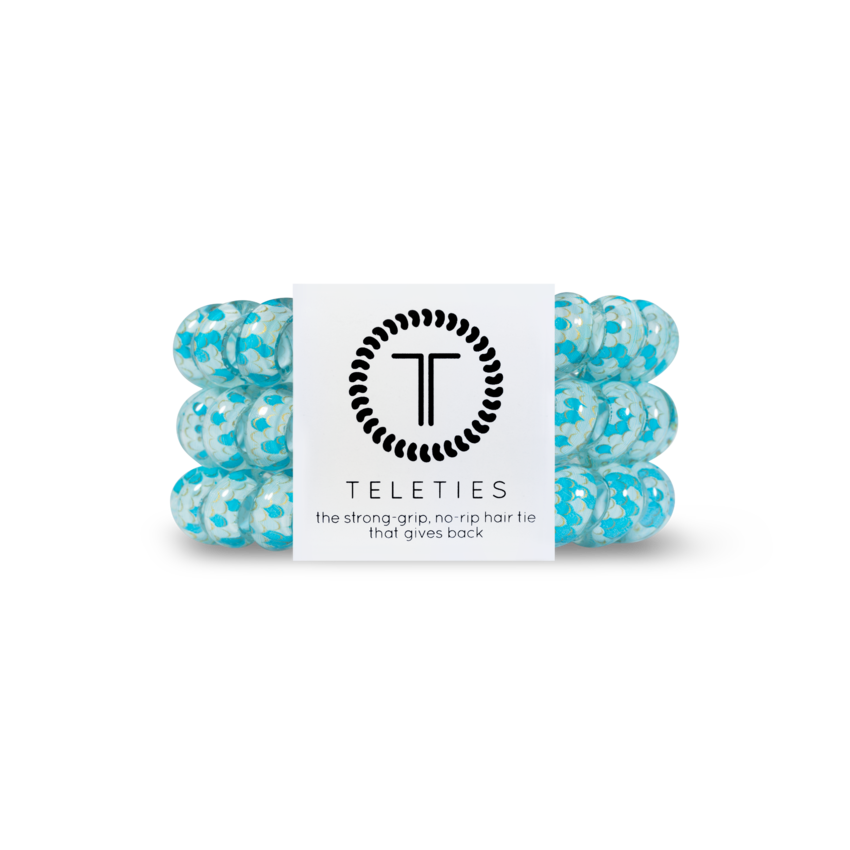 Marine Dream Small Hair Ties by Teleties