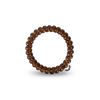 Mocha Large Hair Ties by Teleties