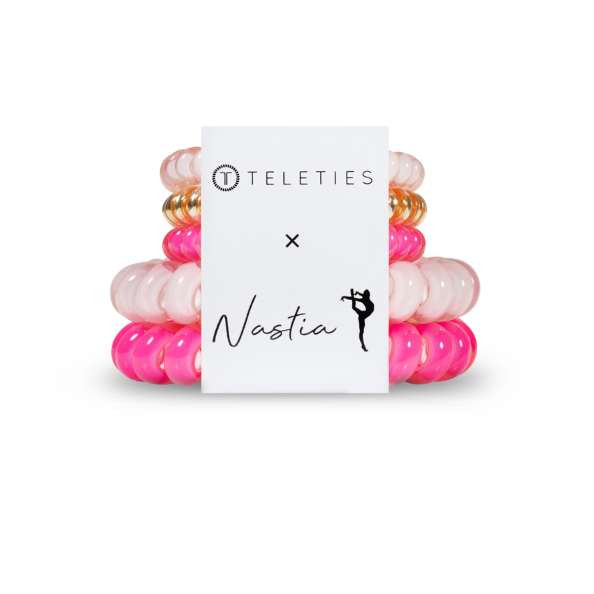 Nastia Liukin Collecion Hair Ties by Teleties