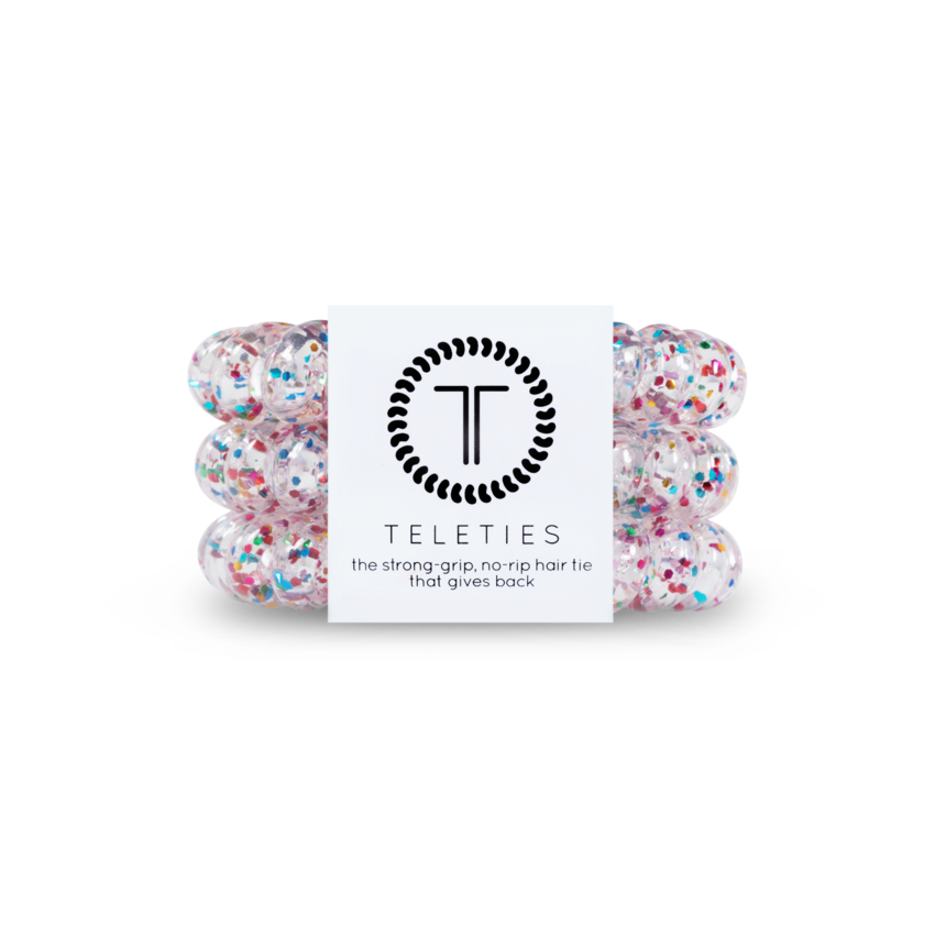 Party People Large Hair Ties by Teleties