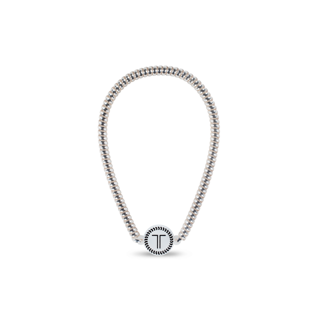 Platinum Headband By Teleties