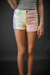 Rainbow Sherbert Shorts