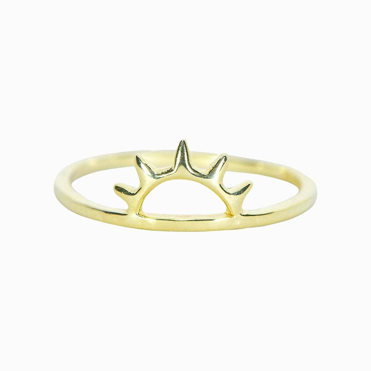 Sunset Ring by Pura Vida - Gold