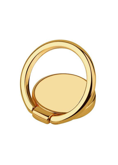 Gold Phone Ring