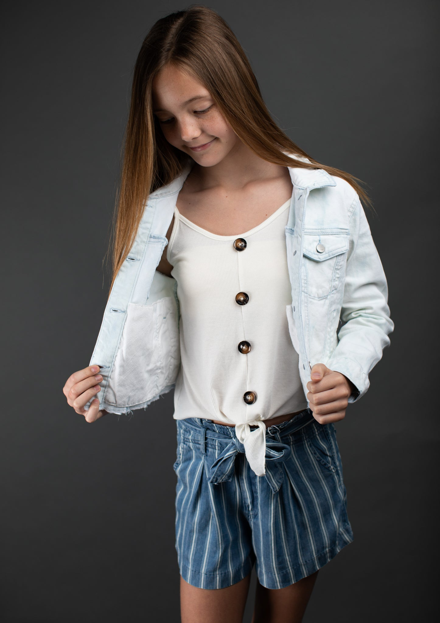 Summer Denim Jacket