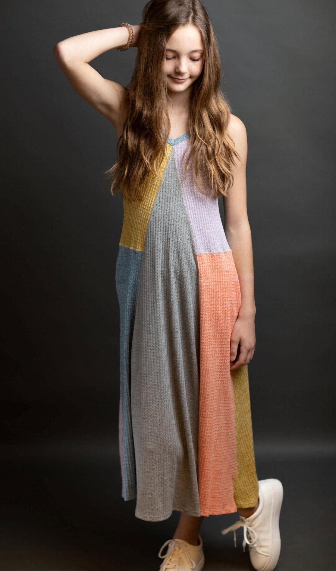 Rag Doll Maxi Dress