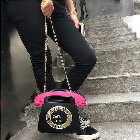 FANTASY PHONE BAG - TECHNOCATZ