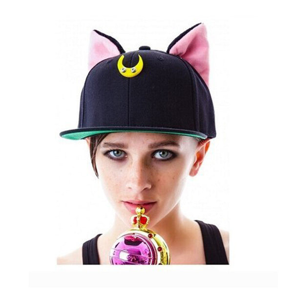 SAILOR MOON CAT CAP - TECHNOCATZ