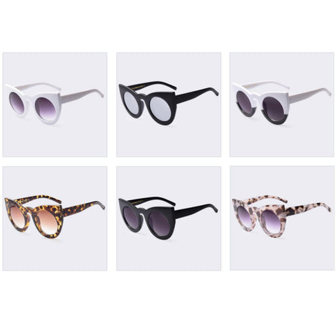 FANTASY CAT EYES SUNGLASSES - TECHNOCATZ