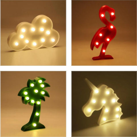 NIGHT LIGHT CLOUD LAMP - TECHNOCATZ